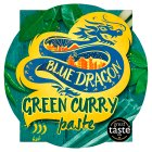 Blue Dragon Thai green curry paste - 50g