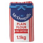 McDougalls Plain Flour - 1.25kg Brand Price Match - Checked Tesco.com 25/11/2015