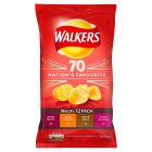 Walkers meaty multipack crisps - 12x25g Brand Price Match - Checked Tesco.com 15/10/2014