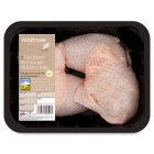 Waitrose 2 Free Range Leckford chicken leg portions