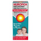 Nurofen ibuprofen for children - 100ml