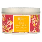 RHS tin candle wild honeysuckle -