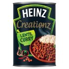 Heinz Creationz Lentil Curry - 390g