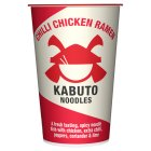 Kabuto noodles chilli chicken ramen pot - 85g
