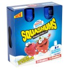 Munch Bunch Squashums strawberry & raspberry fromage frais pouch - 4x80g