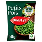 Birds Eye field fresh petits pois frozen - 640g