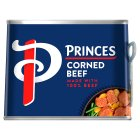 Princes corned beef - 200g Brand Price Match - Checked Tesco.com 09/12/2013