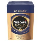 NESCAFE Gold Blend Decaff Instant Coffee Refill 150g - 150g
