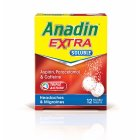 Anadin Extra Soluble Tablets 12 Pack - 12s