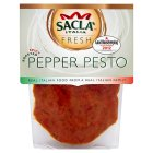Sacla spicy roasted pepper sauce