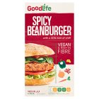 Goodlife Spicy Veg Bean Burgers with a Kick of Chipotle Chilli - 454g