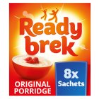 Ready Brek super smooth porridge sachets - 10x30g