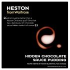 Heston from Waitrose hidden chocolate sauce pudding - 907g