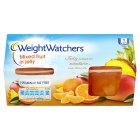 Weight Watchers mixed fruit in jelly - 4x120g
