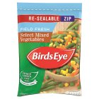 Birds Eye field fresh select mixed vegetables