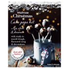 Waitrose Christmas cake pops kit - 352g