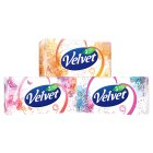 Velvet classic 3 ply tissues - 80 sheets