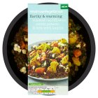 Waitrose Vegetarian Cauliflower, Potato & Feta with Lentils - 350g