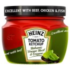 Heinz tomato ketchup balsamic - 300g Brand Price Match - Checked Tesco.com 05/03/2014