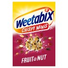 Weetabix crispy minis fruit & nut - 600g Brand Price Match - Checked Tesco.com 29/04/2015