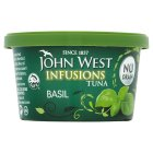 John West Infusions tuna basil - 80g