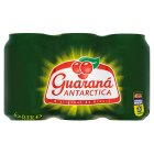 Guarana antarctica - 6x330ml Brand Price Match - Checked Tesco.com 10/09/2014