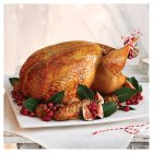 Organic dry aged free range feathered turkey - Medium -