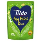 Tilda egg fried steamed basmati rice - 250g Brand Price Match - Checked Tesco.com 04/12/2013