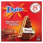 Daim chocolate cake with crunchy caramel gluten free - 400ml Brand Price Match - Checked Tesco.com 24/08/2016