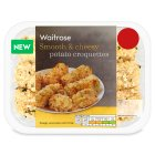 Waitrose potato croquettes - 300g