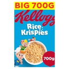 Kellogg's rice krispies - 700g Brand Price Match - Checked Tesco.com 18/08/2014