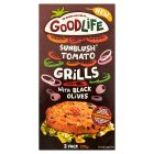 Goodlife Tomato Grills with Black Olives - 200g