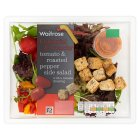 Waitrose tomato & roasted pepper side salad - 160g