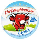 The Laughing Cow light, 8 triangles - 140g