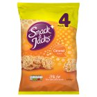 Snack a Jacks - caramel - 4x25g Brand Price Match - Checked Tesco.com 21/04/2014