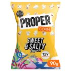 Propercorn sweet & salty - 90g Brand Price Match - Checked Tesco.com 01/07/2015