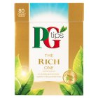 PG Tips the rich one 80 bags