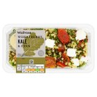Waitrose Good To Go wheatberry kale & feta salad - 240g