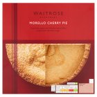 Waitrose Morello Cherry Pie - 550g