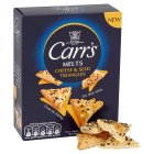 Carr's melts cheese & seed triangles