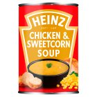 Heinz Classic chicken & sweetcorn soup - 400g