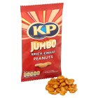 KP jumbo peanuts spicy chilli - 180g Brand Price Match - Checked Tesco.com 02/12/2013