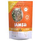 Iams adult 1+ roast chicken - 300g Brand Price Match - Checked Tesco.com 14/04/2014