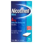 Nicotinell mint chewing gum, 4mg - 96s