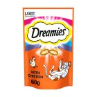 Dreamies tasty chicken cat treats - 60g Brand Price Match - Checked Tesco.com 05/03/2014