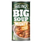 Heinz Big Soup Angus steak & veg - 500g Brand Price Match - Checked Tesco.com 02/12/2013
