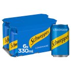 Schweppes lemonade multipack cans - 6x330ml Brand Price Match - Checked Tesco.com 24/08/2016