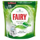 Fairy clean & fresh dishwasher tablets 36 apple orchard - 592g