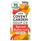 New Covent Garden Carrot & Butternut with Coriander - 600g