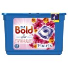 Bold 2in1 biological liquid tablets peony & rose blush - 20 tablets